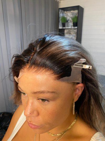 glueless wig Zeeelle